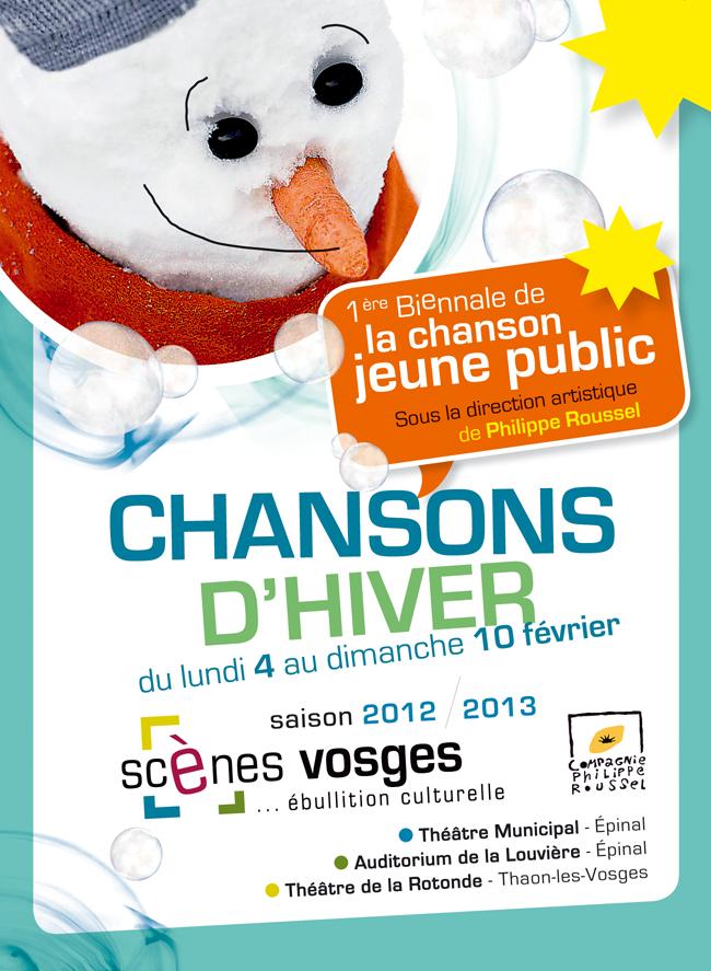 Scenes Vosges Chansons Hiver Couv
